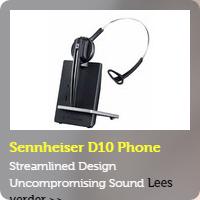 Gebruik een gsm headset