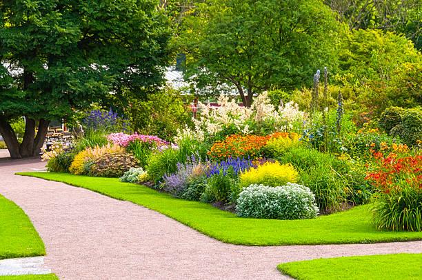 Design tuinen voor inspiratie